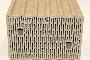 "<span class=""bildunterschrift_hervorgehoben"">»18</span> Highly insulative 12 DF vertically perforated brick with 35 core rows<br />"