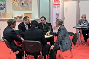 "<div class=""bildtext_en""><span class=""textmarkierung"">» </span>Lingl presented itself at MosBuild 2015 with its extended product portfolio</div>"