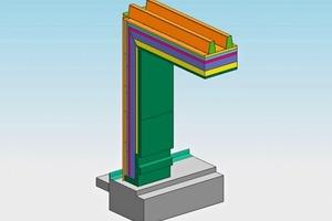 """<span class=""""bildunterschrift_hervorgehoben"""">»3</span> Construction detail of the casing kiln"""
