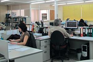 "<span class=""bildunterschrift_hervorgehoben"">»3</span> Equipceramic Technical office<br />"