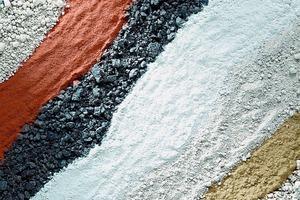 """<span class=""""bildunterschrift_hervorgehoben"""">»</span> The wide range of raw materials available from Gottfried<br />"""