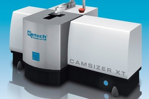 "<span class=""bildunterschrift_hervorgehoben"">»</span> The quality control of fine powders in a size range from 1 µm to 3 mm can be substantially improved with the new Camsizer XT<br />"