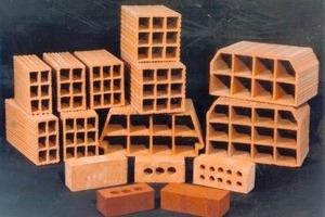 »2 Moderne indische Ziegelprodukte