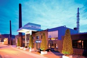 """<span class=""""bildunterschrift_hervorgehoben"""">»1</span> Wendel's company headquarters in Dillenburg<br />"""