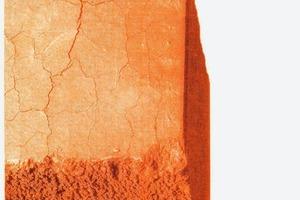 "<span class=""bildunterschrift_hervorgehoben"">»3</span> Cobweb-like (reticular) surface cracks"