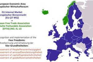 "<span class=""bildunterschrift_hervorgehoben"">»1</span> European Economic Area and the Four Freedoms"