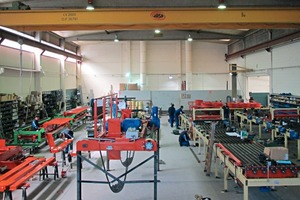 "<span class=""bildunterschrift_hervorgehoben"">»4</span> Production area at Equipceramic<br />"