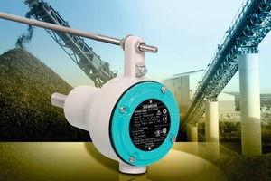 "<span class=""bildunterschrift_hervorgehoben"">»</span> The new shaft-driven speed sensor Sitrans WS300 provides consistent and accurate results in industrial applications<br />"