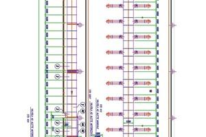 """<span class=""""bildunterschrift_hervorgehoben"""">»8</span> Dryer layout at the Brikston C1 plant"""