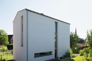 "<span class=""bildunterschrift_hervorgehoben"">»1</span> Residential building - small volume: House in Dornbirn/Haselstauden, Architect Dipl.-Ing. Bernhard Berger"