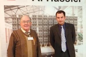 "<span class=""bildunterschrift_hervorgehoben"">»4</span> Andreas Hässler, Managing Director (left), and Christian A. Hässler, A. Hässler Anlagenbau GmbH, Germany<br />"