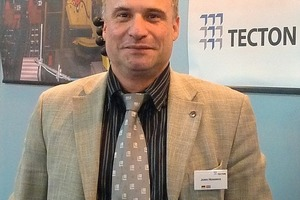 "<span class=""bildunterschrift_hervorgehoben"">»2</span> Joris Hennings, Deputy Managing Director at Tecton GmbH Keramikanlagen, Germany<br />"